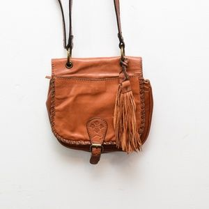 Patricia Nash Crossbody Leather Purse